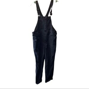Old Navy overalls size 8 black